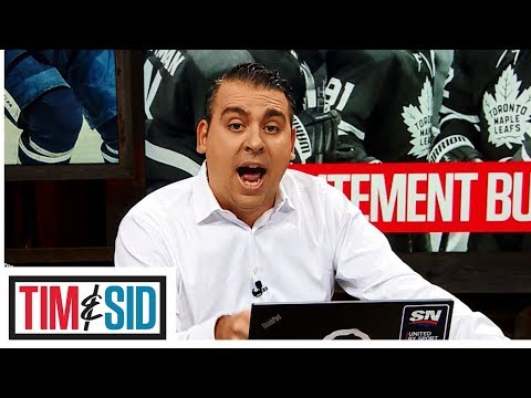 Sid Snaps On Over-hyped Maple Leafs Fans | Tim & Sid Show