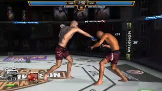 UFC MOBILE - Renan Barao Highlights