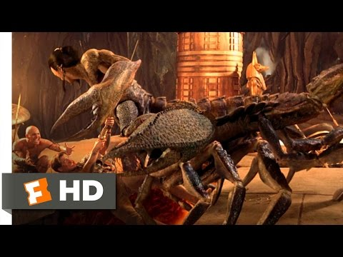 The Mummy Returns (11/11) Movie CLIP -...