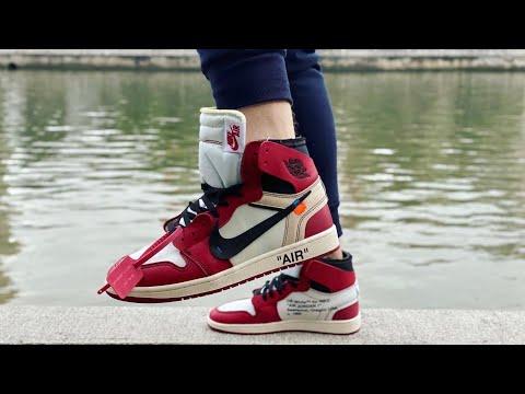 БРЕНДОВАЯ ОБУВЬ Nike Air Jordan 1 X Off White.Adidas Yeezy Boost 350 V2 Black.