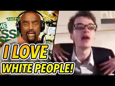 I Love White People! God Bless Columbia U. Student for Telling Truth