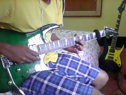 vault by bajaao rg1rw soloist electric guitar sound demo my heart will go on youtube. Black Bedroom Furniture Sets. Home Design Ideas