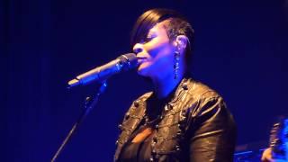 Gabrielle - Fallen Angel Live - York Barbican 22nd March 2014 - Lyrics Below