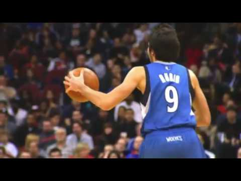 Ricky Rubio. Carrying your love with me (George Strait)