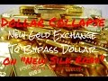 Dollar Collapse New Silver & Gold Exchange Set to Open By Another New Silk Road Nation