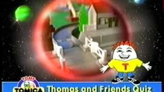 Tomica Video del Mundo 0619 BG, PAL Tomy por Carretera y Ferrocarril