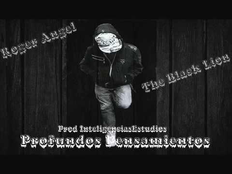 Hip Hop-Profundos Pensamientos-Roger Angel The Black Lion ...