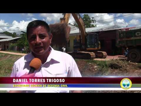 MPAA INICIA LIMPIEZA Y DESCOLMATACIÓN DEL CAUCE DEL ATUM QUEBRADA