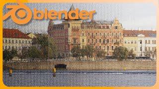 【Blender】動くアートを楽しむのも無料で利用できるBlenderだから簡単に遊べる。