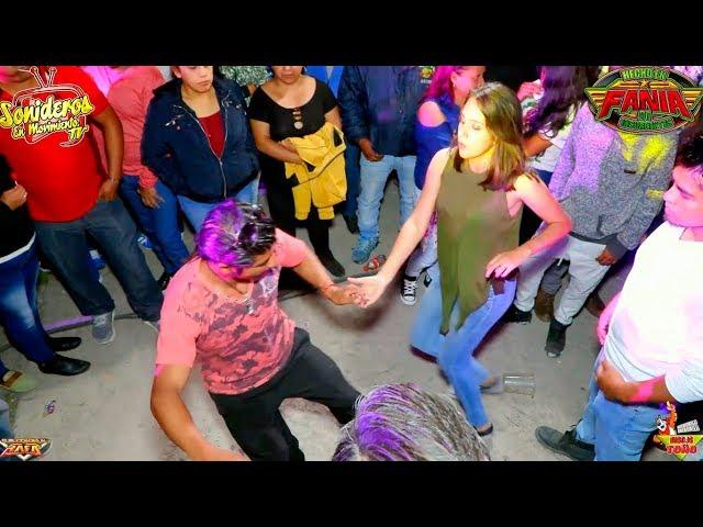 LA CUMBIA SALVAJE CON WEPA - SONIDO FANIA Y LOS DADDYS DE CHINANTLA - 24 MAYO 2018