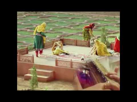 Kehne ko jashn song from Jodha Akbar movie