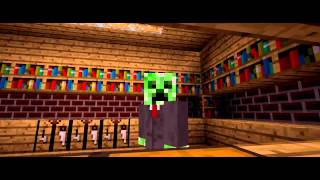 A Minecraft Parody of Taio Cruz Minecraft-TnT