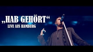 SEVEN - Hab Gehört (Live 2016 | Hamburg | Samy Deluxe Cover)