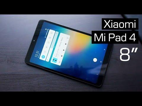 """Обзор планшета Xiaomi Mi Pad 4 8"""". Лучшая замена Nexus 7?"""