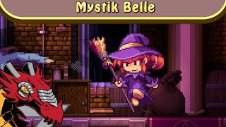 Mystik Belle (Fly By): Electric Cats Can