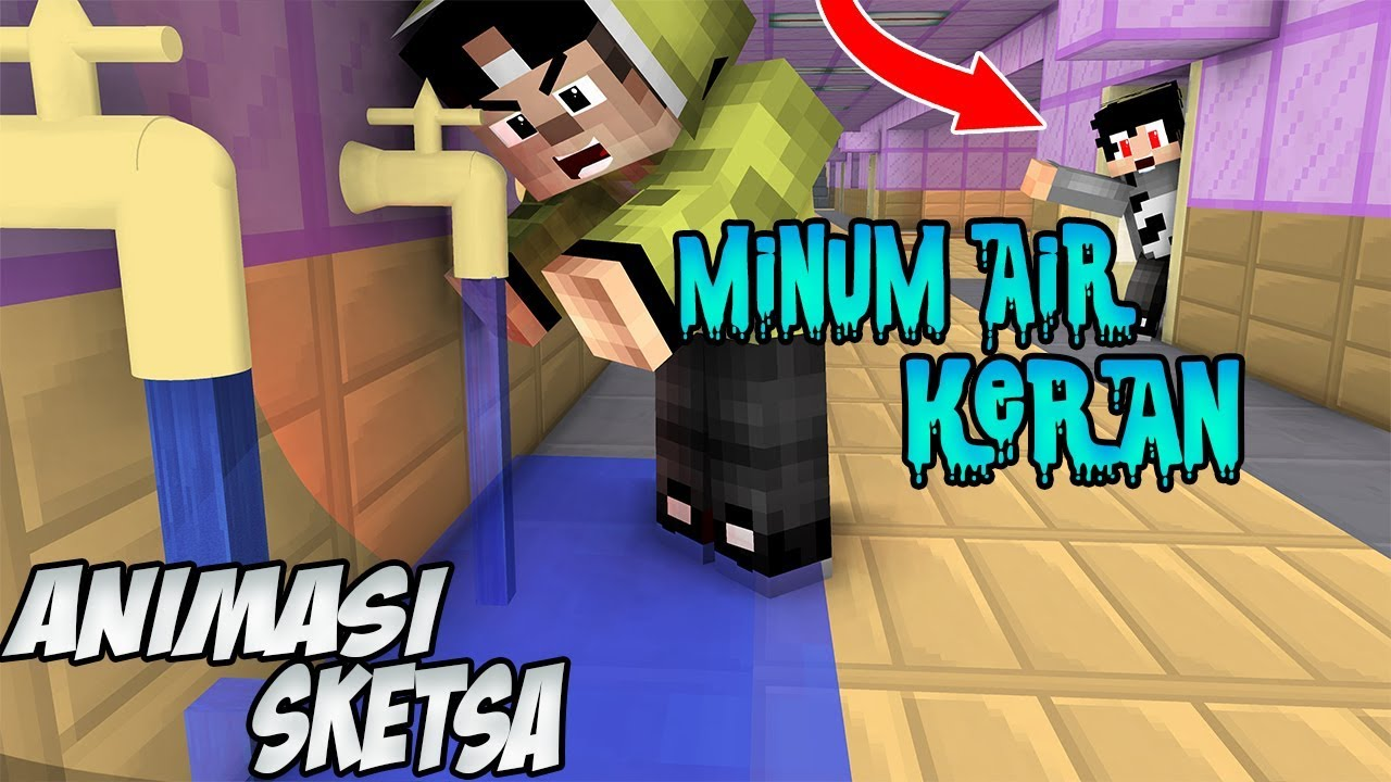 Download Lucu !! Erpan Puasa   4Brother - ( Animasi Minecraft Indonesia )