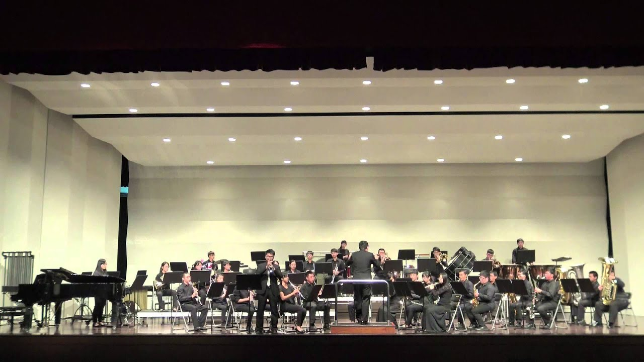 second chances concert band - 1 день