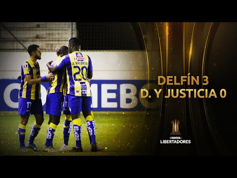 Delfin Defensa y Justicia Goals And Highlights