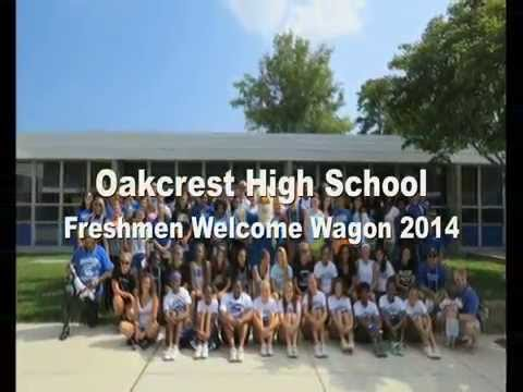 OHS Freshman Welcome Wagon