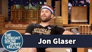 Jon Glaser Dresses Up for the U.S. Women