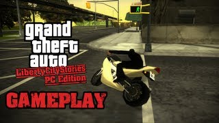 GTA Liberty City Stories PC Edition v.3.1.1 Gameplay