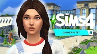 The Sims 4 🎓 Wyzwanie Uniwersytet #1 Maya na studiach!