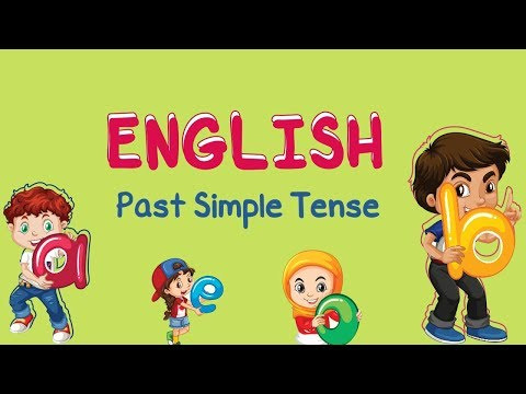 English | Past simple tense