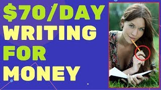 Get Paid To Write Articles ✍ Writing For Money ✍ 2019 ✍✍✍
