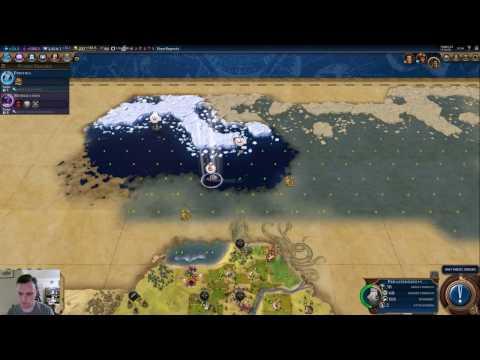 EXPLORE THE OCEANS! | Civilization VI Japan Livestream (3)