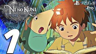 Ni No Kuni Remastered - Gameplay Walkthrough Part 1 - Prologue (Full Game) PS4 PRO