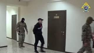 задержание Аллахверанова
