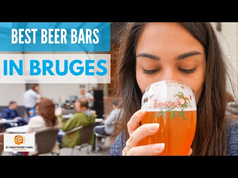 Best Belgian Beer Bars in Bruges | THE HOSTEL GIRL