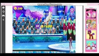 Игра про дельфинов 4