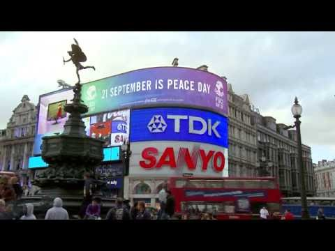 Peace One Day 2016 Celebration Trailer