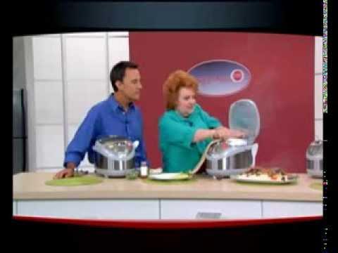 Chef o matic pro robot de cocina youtube - Recetas cocina chef matic pro ...