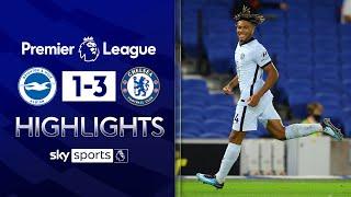 Reece James scores stunner! | Brighton 1-3 Chelsea | Premier League Highlights
