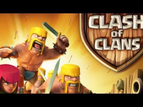 Clash of Clans - iPhone iPad Game