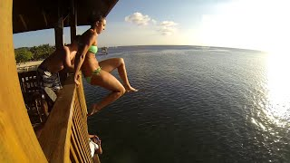 Two Weeks of Awesome in Roatan, Honduras [GoPro HD Hero3]