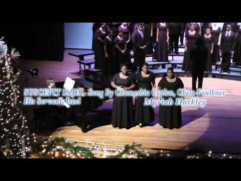 Elizabeth City State University Concert Choir Program December 1, 2012