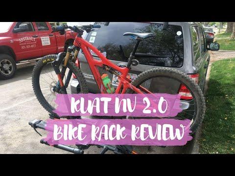 kuat nv 2 0 bike rack review femme