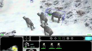 Star Wars Force Commander - Hoth