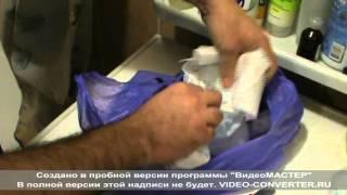 Как сделать многоразовый подгузник.avi(Потом просто вложите марлю в сухую основу., 2012-03-11T13:13:59.000Z)