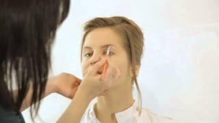 Видеоурок. Студия YouNova -  Нежный свадебный макияж