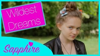Taylor Swift - Wildest Dreams - Cover by 12 year old Sapphire - VMA