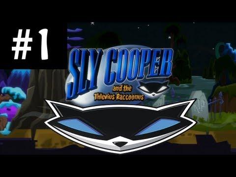 Sly Cooper and The Thievius Raccoonus HD Gameplay / SSoHThrough Part 1 - Shut Up, Turtle