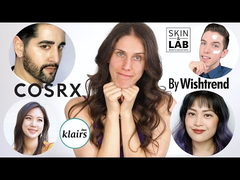 I Tried K Beauty Skincare Influencers Promoted & This Is What Happened...
