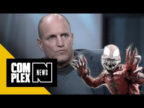 Is Woody Harrelson Playing Carnage in 'Venom'?