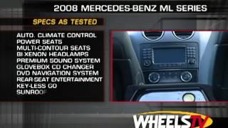 2008 Mercedes-Benz ML-Class Test Drive