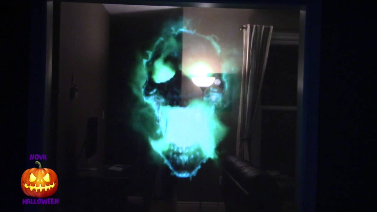 Free Halloween Projector Videos