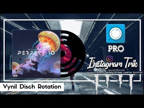 Tutorial Instastory kekinian dengan Vynil Disch Audio Spectrum with Avee Music Player thumbnail